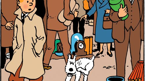 Nuit Tintin, Haddock…et la Castafiore ! (2/10) : Les Aventures de Tintin - Le Secret de la Licorne : Episodes 1 à 5