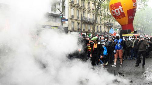 Violences contre la CGT : que nous enseigne l'histoire des manifestations ?