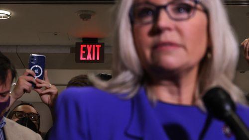 """Purge au parti républicain : ce que révèle la """"défenestration"""" de Liz Cheney"""