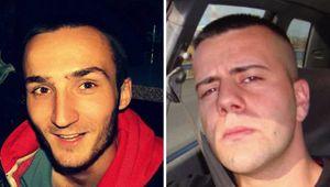 Arthur Noyer (à gauche) a disparu le 11 avril 2017. Nordahl Lelandais (à droite) sera jugé à partir de lundi à Chambéry pour le meurtre du jeune homme.