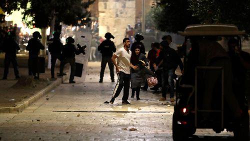 Nouvelle escalade au Proche-Orient autour de Jérusalem