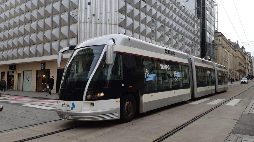 Agression dans un tramway à Nancy : des passagers interviennent