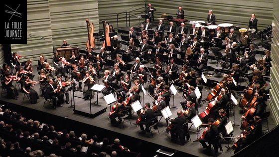 Concerts Folle Journée de Nantes