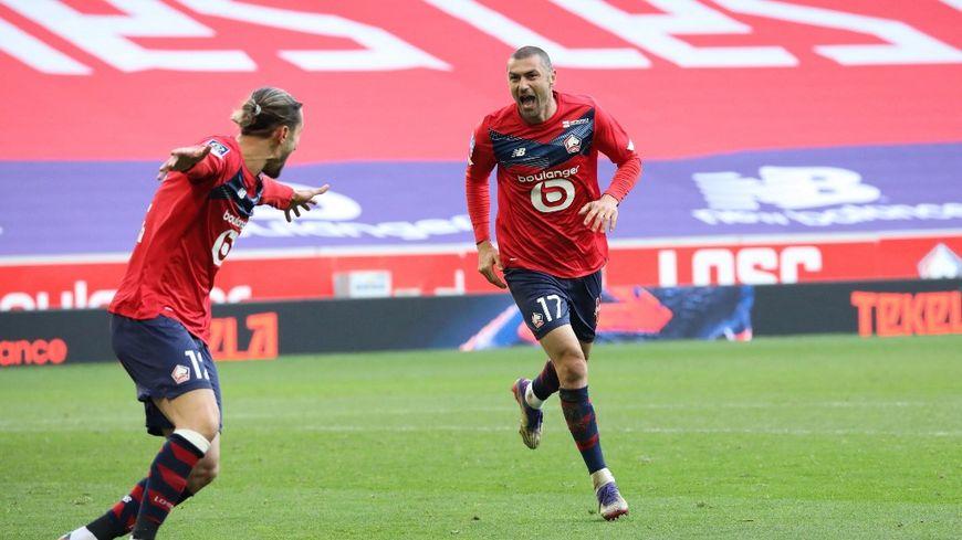 <b>Ligue 1</b> : Lille sacré champion de France ce dimanche soir si...