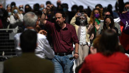 Battu à Madrid, Pablo Iglesias met fin à sa carrière politique