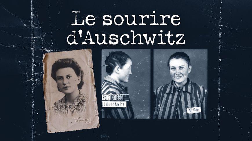 """""""Le sourire d'Auschwitz"""", un web documentaire sur Lisette, résistante bretonne"""