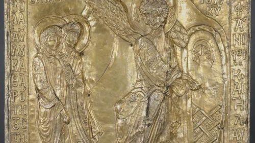 L'art byzantin religieux au Louvre (I)