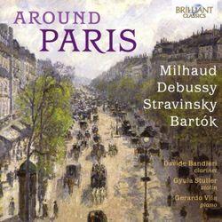 Suite pour clarinette violon et piano op 157b : 1. Ouverture - TIBOR ALPAR