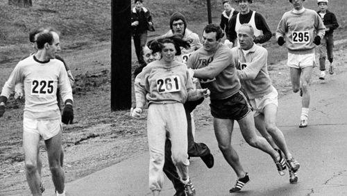 Kathrine Switzer, le marathon de la liberté (1/2) : La course