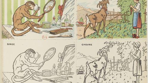 """Épisode 4 : """"Carte Postale"""" un sketch de Robert Rocca dans """"La joie de vivre"""" de Saint Granier"""