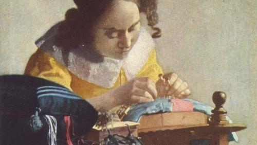 Épisode 9 : Histoires de peinture - Vermeer fin et flou (1ère diffusion : 15/08/2003)