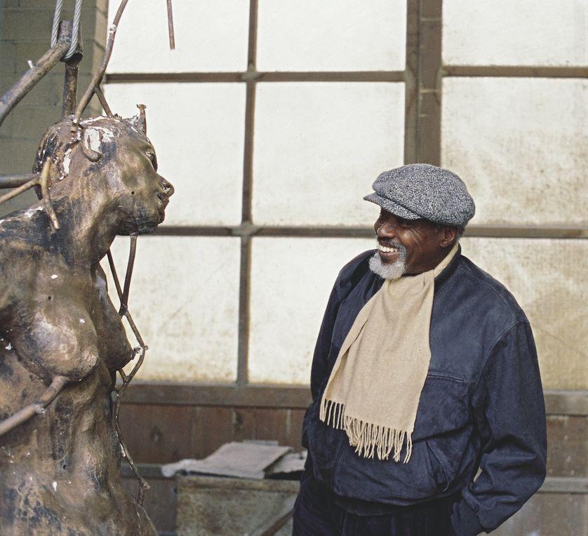 Ousmane Sow (1935-2016), si vivant !