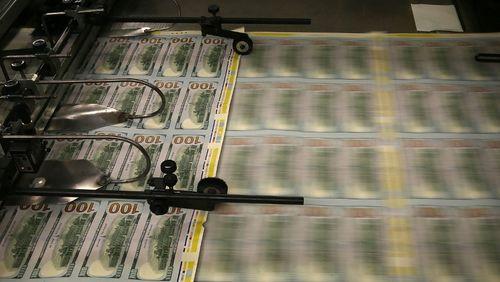 Banques Centrales - Bourses : comment ralentir la planche à billets ?