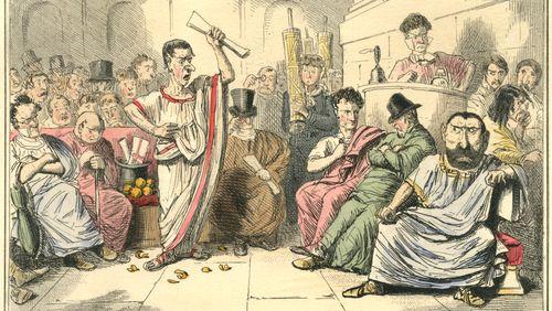 Épisode 1 : L'invention de la rhétorique, quand le discours devient une arme