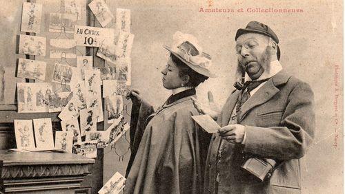 """Épisode 6 : Christian Deflandre : """"Ce qui a porté le marché de la carte postale, ce sont surtout les cartes postales anciennes d'avant 1914"""""""