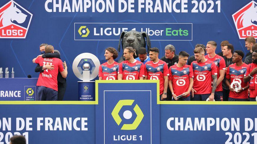 Losc Calendrier 2022 Ligue 1 : le calendrier de Lille pour la saison 2021 2022, journée