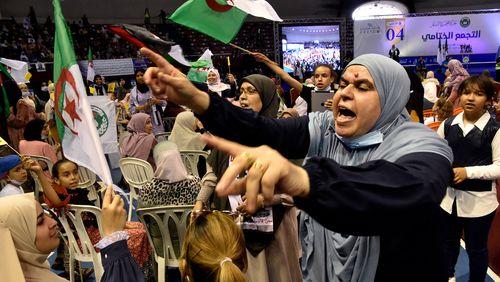 Une bien terne fin de campagne des législatives en Algérie