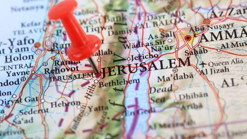 Israël Palestine, la tragédie