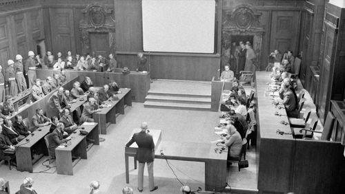 Nuremberg : images de justice