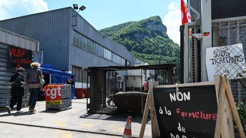 300 emplois supprimés chez MBF Alu dans le Jura, les syndicats dénoncent un gâchis industriel et se sentent abandonnés par l'Etat