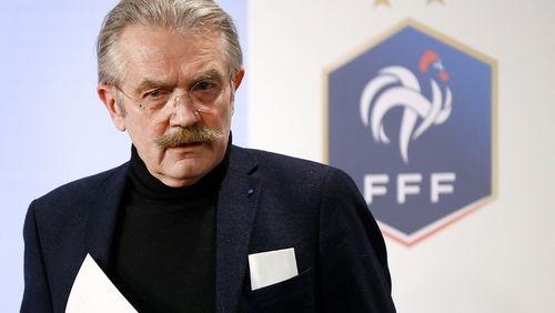 """Frédéric Thiriez : """"les footballeurs sont aussi des citoyens qui ont des convictions, ils s'engagent"""""""