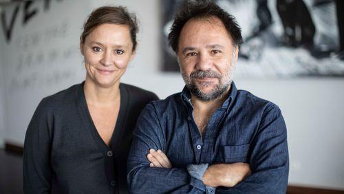 Nathalie Garraud et Olivier Saccomano sont les invités d'Affaires culturelles