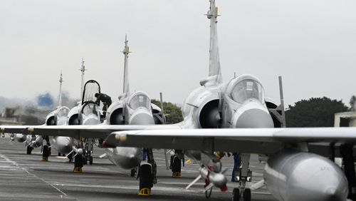 Les tensions sino-américaines se cristallisent au-dessus de Taïwan