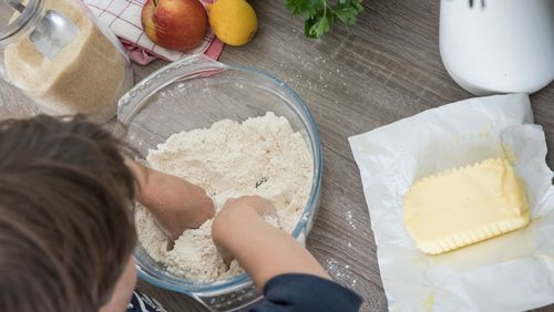 Cuisiner, l'enfance de l'art