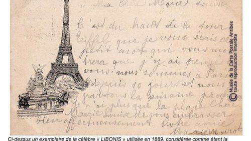 """Épisode 5 : Serge Zeyons : """"La grande première de la carte postale illustrée en France, c'est ce qu'on appelle la Libonis de la Tour Eiffel, de l'exposition de 1889"""""""