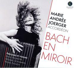 Prélude et fugue pour accordéon en Ré Maj op 99 n°2 : 1. Prélude - MARIE ANDREE JOERGER