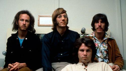 """""""Jim Morrison Indoors/Outdoors"""" de Christine Spianti (4/5) : Orage électrique"""