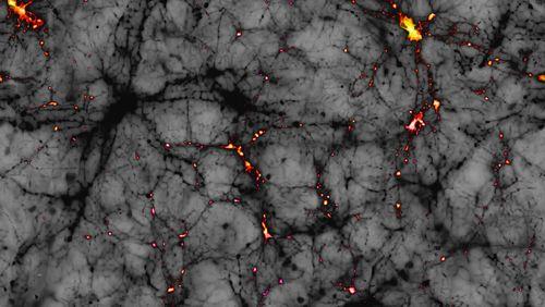 La plus grande carte de la matière noire