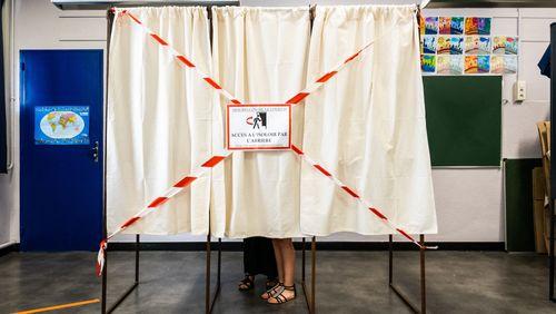 Soirée électorale : premier tour des élections régionales