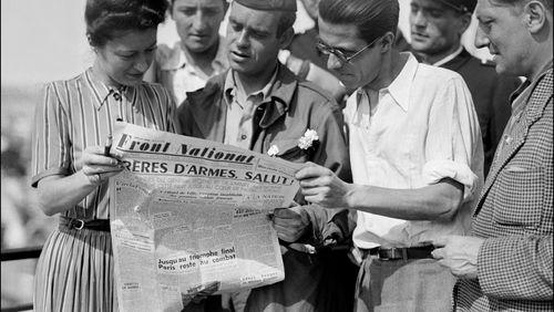 Nuits de la Résistance (25/33) : La Presse et la Littérature clandestine en 1944