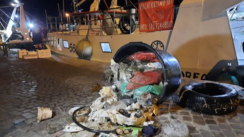 Plastique en mer : la prise de conscience italienne