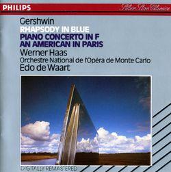 Concerto pour piano en Fa Maj : 3. Allegro agitato - WERNER HAAS