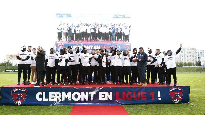 Calendrier Motocross Picardie 2022 Ligue 1 : le calendrier du Clermont Foot 63 pour la saison 2021