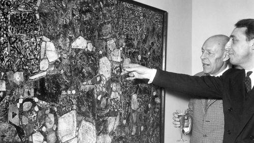 """Épisode 2 : Jean Dubuffet : """"Ce que j'ai recherché dans mon art c'est de conserver les qualités d'invention et de liberté que les enfants mettent dans le leur"""""""