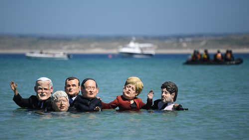 """Face au G7, la Chine s'affirme en tenante d'un """"vrai"""" multilatéralisme"""