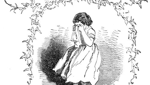 """La Dictée de Rachid Santaki : un extrait des """"Malheurs de Sophie"""" de la Comtesse de Ségur"""
