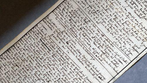 """Épisode 4 : L'histoire du manuscrit des """"Cent Vingt Journées de Sodome"""" du Marquis de Sade"""
