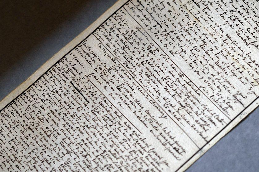 """L'histoire du manuscrit des """"Cent Vingt Journées de Sodome"""" du Marquis de Sade - Ép. 4/14 - Nuit des Manuscrits"""