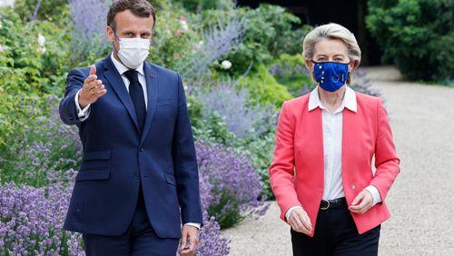 Feu vert de Bruxelles pour le plan de relance français à 100 milliards d'euros