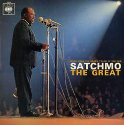 Satchmo the great : Saint Louis blues - Leonard Bernstein