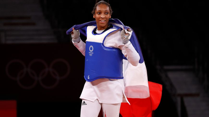 JO de Tokyo : la Française Althéa Laurin s'empare du bronze en taekwondo