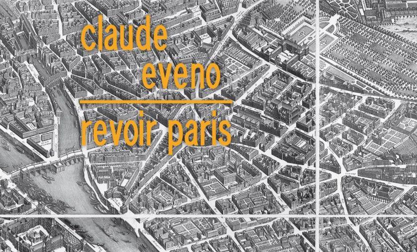 """Claude Eveno : """"Paris est la ville de la dérive par essence, c'est pour cela qu'elle a suscité autant d'écrits"""" - Ép. 6/13 - La Nuit de la randonnée (2018)"""