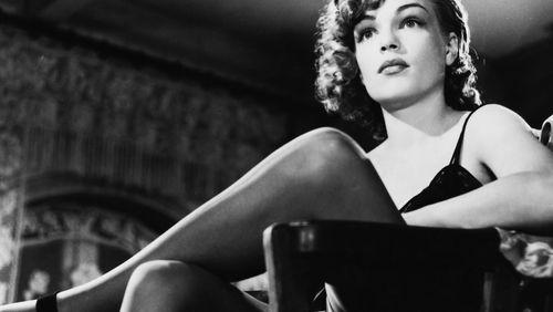 Un panoramique cinématographique sonore avec Simone Signoret et une (trop) brève rencontre avec Marlene Dietrich