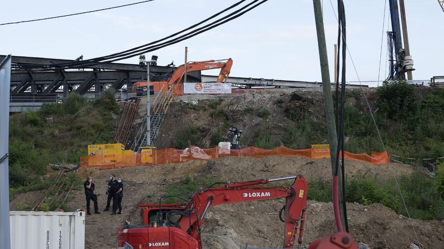 Éboulement en Essonne : le corps de l'ingénieur SNCF tué toujours recherché