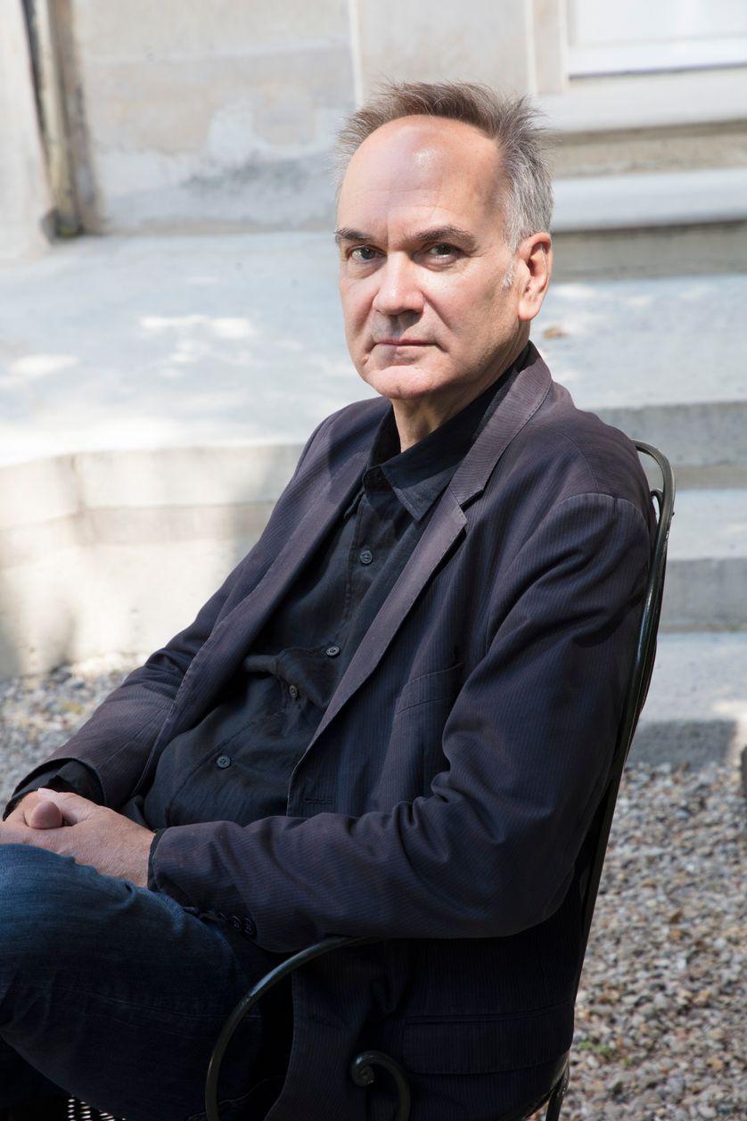"""Hervé Le Tellier : """"La question du déni, au niveau psychologique, m'intéresse"""""""
