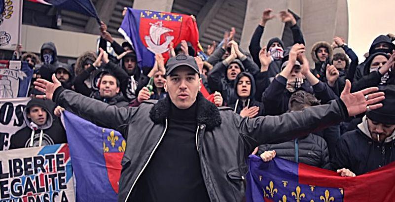 """Jazzy Bazz dans le clip """"Ultra parisien"""""""